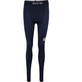 Skins Series-1 Long Tights Men, navy blue